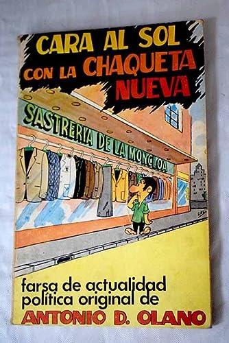 9788485526000: Cara al sol... con la chaqueta nueva (Spanish Edition)