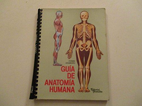 9788485530304: Guia de anatomia humana