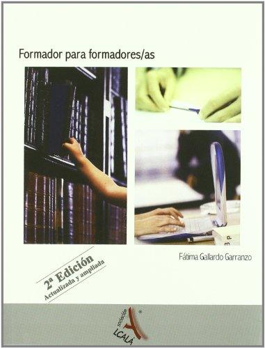 FORMADOR PARA FORMADORES: GALLARDO GARRANZO,FATIMA