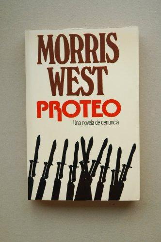 9788485585014: Proteo - Una novela de denuncia
