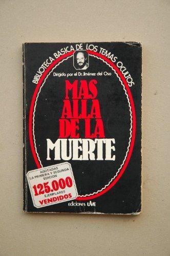 9788485609161: Mas alla de la muerte / Mario Capel