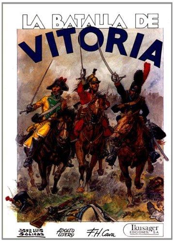 BATALLA DE VITORIA LA (IMAGENES HISTORIA 10): Salinas, Jos? Luis . . . [et al. ]