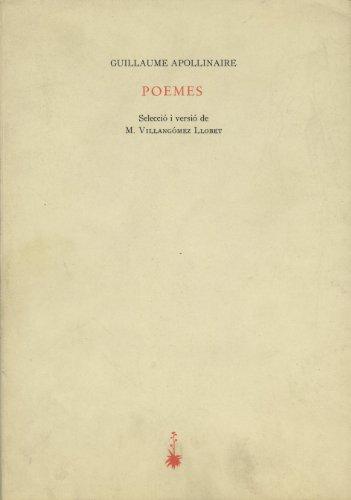 9788485704446: Poemes (Poesia dels quaderns crema) (Catalan Edition)