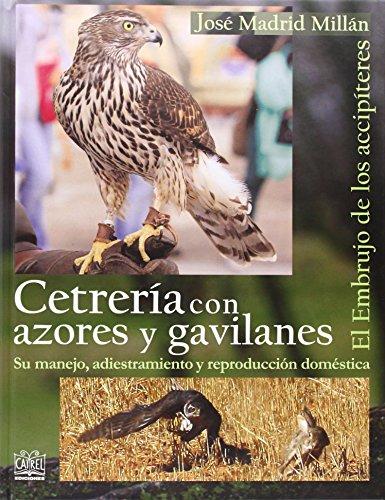 9788485707669: Cetrería con azores y gavilanes: El embrujo de los accipíteres