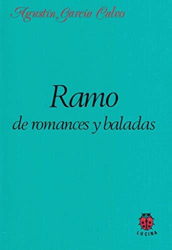 9788485708390: Ramo de romances y baladas