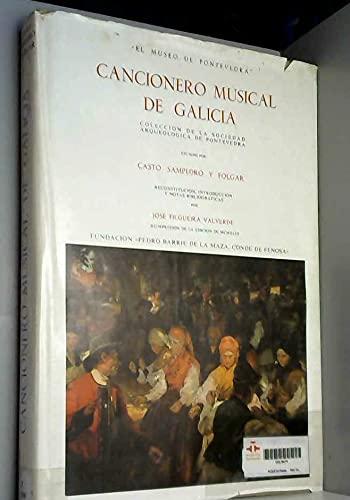 9788485728237: Cancionero Musical de Galicia