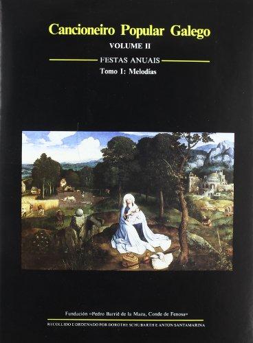 9788485728510: Cancioneiro popular galego. II: Festas anuais: 7