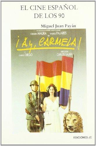 9788485741816: El cine español de los noventa