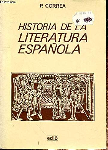 9788485786817: Temas Culturales Espanoles: Historia De La Literatura Espanola (Spanish Edition)