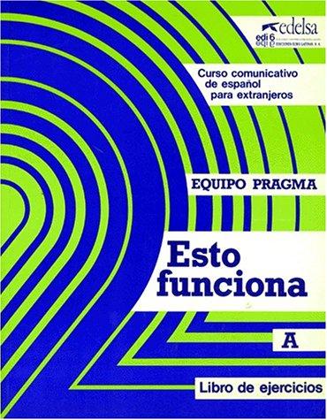 9788485786909: Esto Funciona A Ejercicios: 1 (Edelsa)