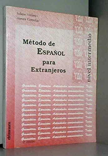 9788485789641: Método de español para extranjeros