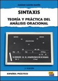 9788485789696: sintaxis : teoria y practica del analisis oracional