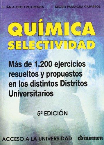 9788485789818: Quimica, selectividad. problemas resueltos