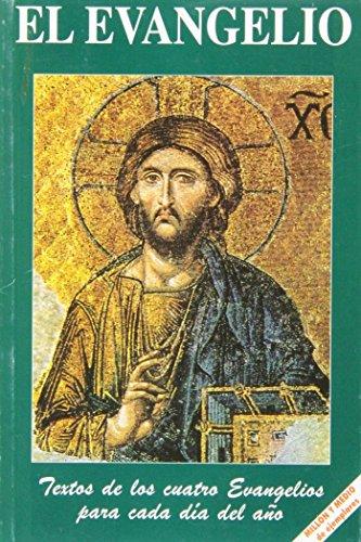 El Evangelio: los cuatro evangelios concordados para: José A. Martínez
