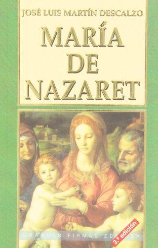 9788485803842: María de Nazareth (Grandes firmas Edibesa)