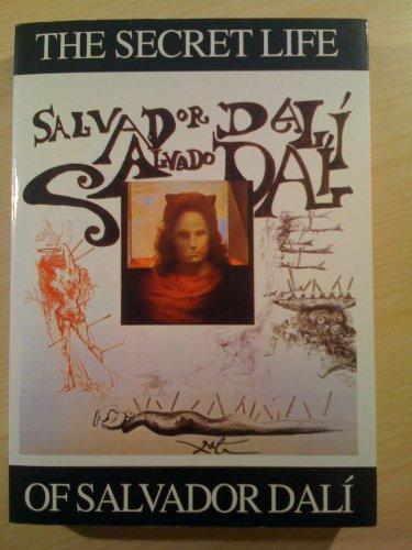 9788485814121: The Secret Life of Salvador Dali