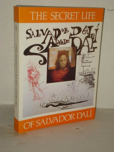 9788485814121: The Secret Life of Salvador Dali