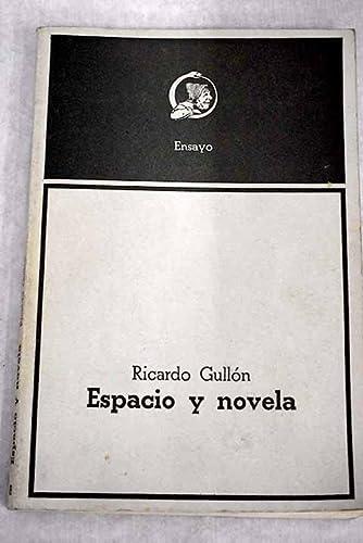 9788485855001: Espacio y novela (Ensayo) (Spanish Edition)