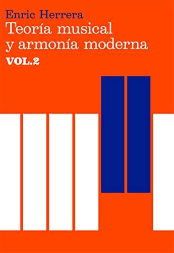 9788485855452: Teoría musical y armonía moderna vol. II (Música)