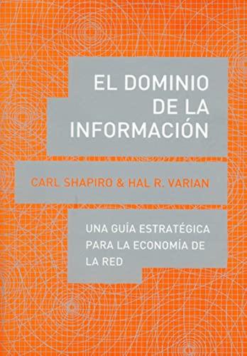 9788485855971: El Dominio de La Informacion (Spanish Edition)