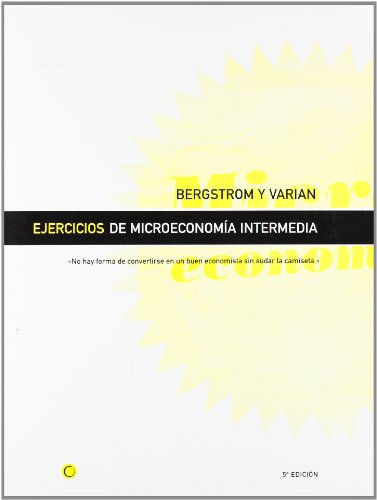 9788485855995: Ejercicios de microeconomía intermedia, 5ª ed.
