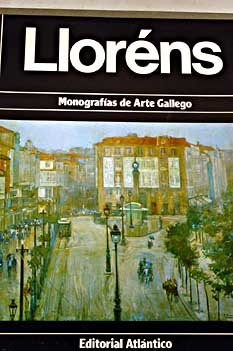 llorens-Monografias De Arte Gallego: Llorens, Eva