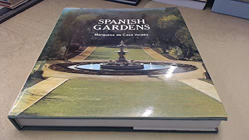 Jardines de Espana {SEGUNDA EDICION}: de Casa Valdés,