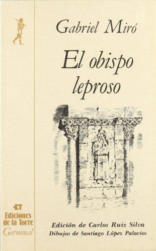 9788485866496: El Obispo Leproso (Coleccion Germinal) (Spanish Edition)