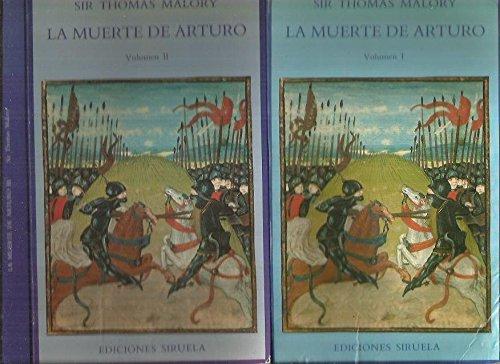 9788485876419: La muerte de Arturo