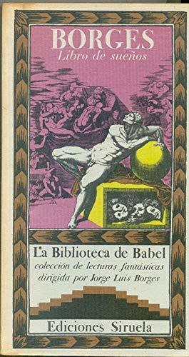 9788485876594: Libro de sueños (La Biblioteca de Babel)