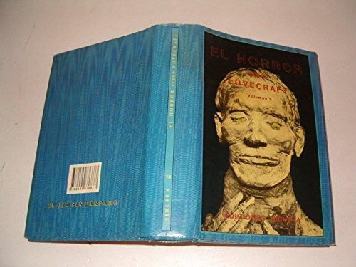 9788485876877: El horror segun h.p.lovecraft t.II