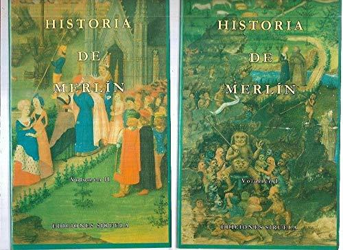 9788485876990: Historia de Merlín