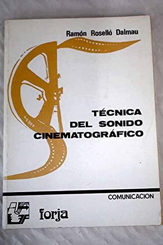 9788485880027: Tecnica del sonido cinematografico