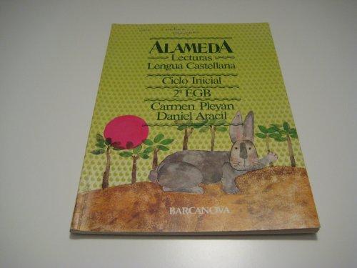 9788485923045: Alameda. Lecturas Lengua Castellana. Ciclo Inicial. 2º EGB