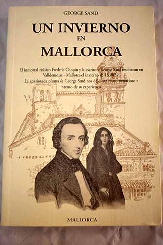 9788485932184: Un Invierno en Mallorca