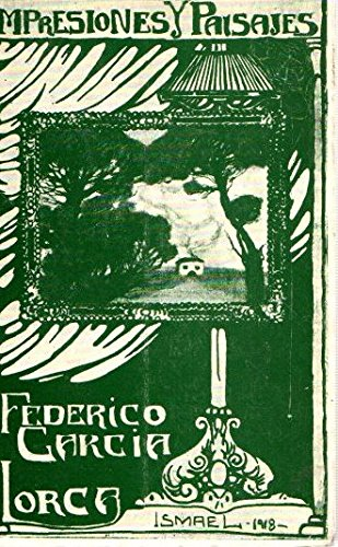 9788485933044: Impresiones y paisajes (Los libros de don Alvaro Tarfe)
