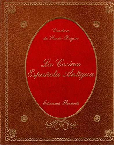 9788485935000: LA COCINA ESPAÑOLA ANTIGUA.