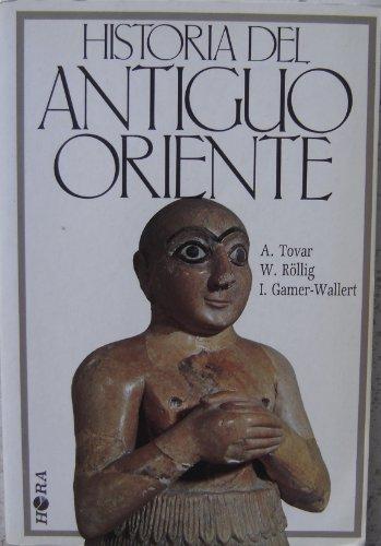 9788485950010: Historia Del Antiguo Oriente (Spanish Edition) History of the Ancient Orient