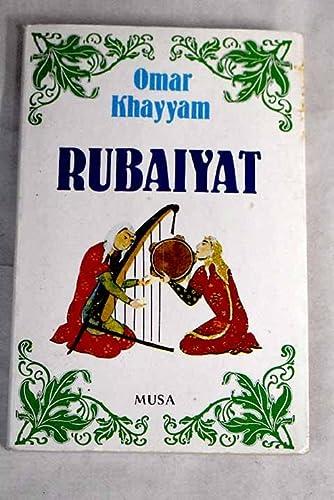 9788485958917: Rubaiyat