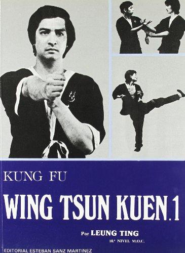 9788485977277: Wing tsun kuen kung-fu t.1