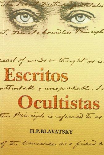 9788485982172: Escritos ocultistas