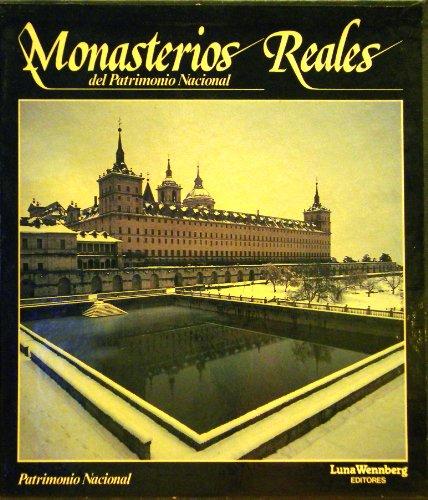 9788485983384: Monasterios reales del Patrimonio Nacional