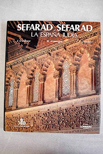 9788485983582: Sefarad, Sefarad: La España judía (Spanish Edition)