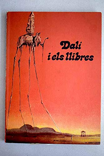 Dalí and his books) Japan language: Salvador Dali