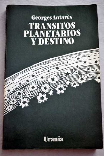 9788486000110: Transitos Planetarios y Destino