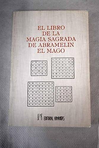 9788486003272: El libro de la magia sagrada