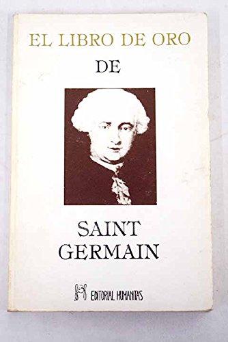 9788486003630: El libro de oro de Saint Germain