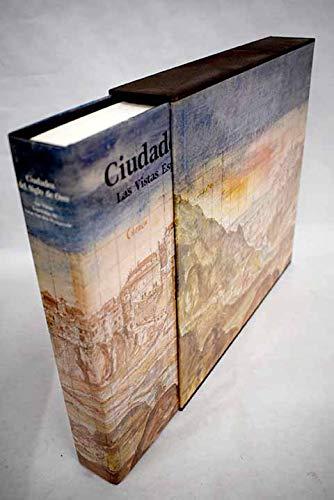 9788486022242: Ciudades del siglo de oro: las vistas españolas de anton van den wyngaerde