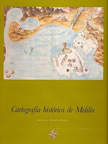 9788486022853: Cartografia historica de Melilla