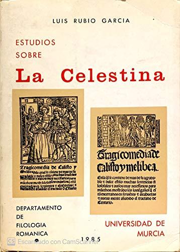 9788486031695: Estudios sobre la celestina
